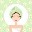 Lots of recipes.  Cuticle treatment, hair rinse, acne mask, massage mask, and more.