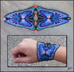 Beadwork by Ellygator on DeviantArt