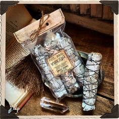 WHITE SAGE Smudge Wands. Pack of 3. Spiritual , aura healing, etheric body, Purification, consecration, chakra balance, clearing spirits   WWW.WHITEWITCHPARLOUR.COM