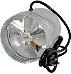 The Inductor 6 in. In-Line Duct Booster Fan is an energy efficient way to help improve comfort in your home or office. This fan features a high output motor to help boost airflow in longer duct