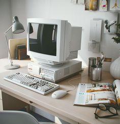 Workbench, Ngurah Arya on ArtStation at… Pc Setup, Office Setup, Desk Setup, Office Ideas, Home Office Design, Home Office Decor, Home Decor, Design 3d, Creative Design