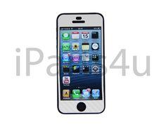 iPhone 5 Carbon Skin Weiß iPad Zubehör, iPhone Zubehör und iPod Zubehör || Gut und Billig