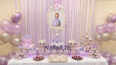 Sofia the First Birthday Party Ideas | Photo 1 of 26