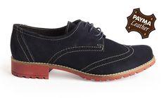 blucher marino - 39,90€ www.calzadospayma.com