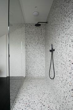 COCOON shower room design inspiration bycocoon.com | modern inox shower fittings | high quality stainless steel bathroom taps | luxury inox taps | modern shower sets | bathroom design | renovations | villa design | hotel design | Dutch Designer Brand COCOON | MAN architecten