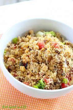 Caramelized onion, and date couscous saladjpg7: Eatgood4life.com