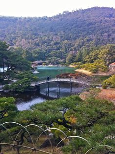 栗林公園(香川・高松) Ritsurin Garden Park, Takamatsu, Kagawa, Japan