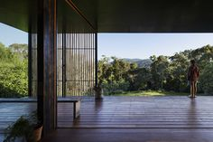 Sawmill House by Archier – Photography by Benjamin Hosking 11