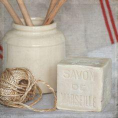 savon de Marseille by odile lm