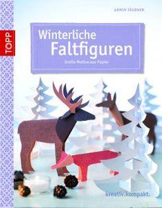 Winterliche Faltfiguren   TOPP Bastelbücher online kaufen