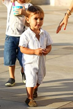 Kourtney Kardashian Son Mason Dash Disick Book Store with Friends Calabasas