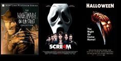 Top 8 Halloween and horror franchises