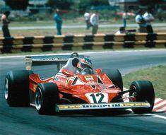Belgian Grand Prix, Gilles Villeneuve, Ferrari F1, Formula One, Motors, Race Cars, Racing, Argentina, Formula 1