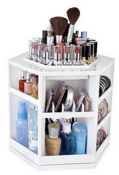 59 Ideas makeup organization dorm make up Makeup Storage, Makeup Organization, Bathroom Organization, Organized Bathroom, Diy Organisation, Makeup Drawer, Organizing Tips, Storage Organization, Rangement Makeup