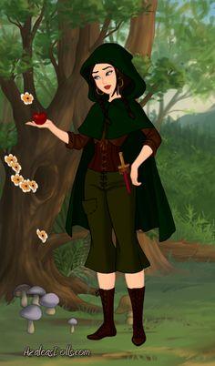 Azaleas Dolls in White | Azaleas-Dolls Snow White the Huntswoman by RoseMetamorphosis