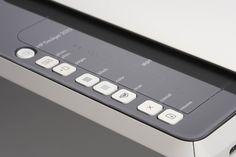 HP PHOTOSMART SCANNER AND DESIGN LANGUAGE | Designed at IDEO, 200 TopTenReviews Gold Award Winner, 2013