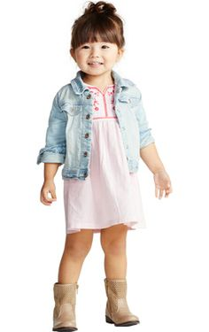 Toddler Girls: Outfits We Love   Old Navy