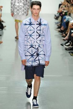 Richard Nicoll : SP15 http://www.style.com/fashionshows/review/S2015MEN-RNIC/