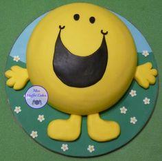 Mr Happy Cake