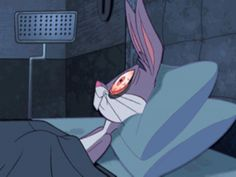 Check out all the awesome bugs bunny gifs on WiffleGif. Including all the looney tunes gifs, cartoon gifs, and animation gifs. Sleep Cartoon, Cartoon Memes, Cartoon Characters, Bugs Bunny, Cartoon Profile Pics, Wide Awake, Cartoon Wallpaper, Looney Tunes, Shit Happens