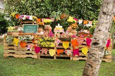 Festa de Arraial - Sueli Coelho - Decor Ambientes e Eventos