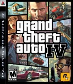 Take 2 Interactive PS3 - Grand Theft Auto IV