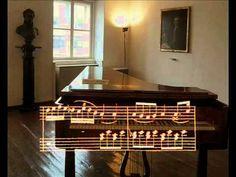 """Rondó para piano, en Do mayor, Op. 51 Nº 1 """"Moderato e grazioso"""". Ludwig..."""