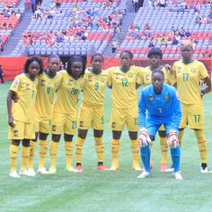 CAMEROUN :: Foot : Vive nos filles ! :: CAMEROON