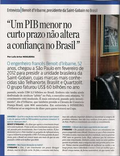 Revista IstoÉ Dinheiro - Página 1