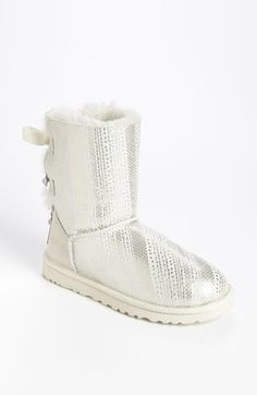 UGG®+Australia+'Bailey+Bow+Bling'+Boot+(Women)+available+at+#Nordstrom