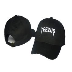 Yeezus Black Strapback 100% Cotton Baseball Caps //Price: $23.95 & FREE Shipping //     #Wedding Rings   Yeezus Black Strapback 100% Cotton Baseball Caps        Product Details:  2016 Black Letter Yeezus Cap Men Polo Hat 100% Cotton Chapeau Strapback Snapback Fitted Hats Gorras 6 Panel Hat 100% brand new and high quality Quantity: 1 piece Color:as show Material:Cotton size for most adult ( 55-65 CM)   32.76,   23.95  https://mymonsterdeal.com/yeezus-black-strapback-100-cotton-baseball-caps…