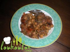 Ρεβίθια στο φούρνο (μια συνταγή από Σίφνο)