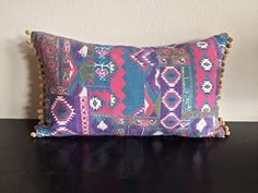 Moroccan, Native Style Bohemian Lumbar Handmade Throw Pillow Cases Decorative Cushion Covers for Home Sofa Bed Decor 12 x 20 inch, 30 x 50 cm Throw Pillow Cases, Throw Pillows, Sofa Bed Decor, Native Style, Décor Ideas, Handmade Home Decor, Cushion Covers, Bohemian Style, Moroccan
