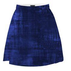 Boho Girl A-Line mini Skirt  by Marijke Verkerk Design. Feel Good Fashion & Living® www.marijkeverkerkdesign.nl