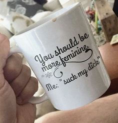 Yeah I need this cup Funny Coffee Mugs, Coffee Humor, Coffee Cups, Tea Cups, Coffee Coffee, Funny Cups, Diy Tumblers, Coffee Is Life, Tumbler Designs