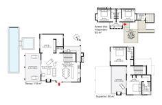 Casa de campo tem área de lazer caprichada - Casa.com.br