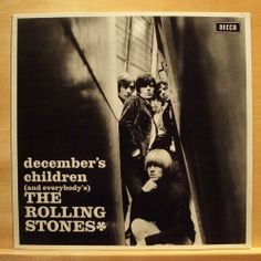 THE ROLLING STONES - December´s Children - mint minus minus - Vinyl LP - TOP RAR