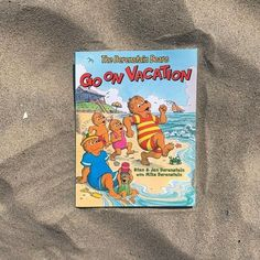 It's summer vacation, and the Berenstain Bears are off to the seashore for sun and fun. There is so much to do—swimming, fishing, building sand castles, browsing through the general store, eating delicious dinners at Gull Island Café, and visiting Gull Island Museum. Each glorious sunrise heralds a new adventure! This is the ultimate beach read for Berenstain Bears fans.v National Book Store, Building Sand, Berenstain Bears, Beach Reading, Summer Aesthetic, Gull, General Store, New Adventures, Fourth Of July