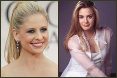 The Role: Cher Horowitz Sarah Michelle turned down the opportunity to star in the 1995 sleeper hit, Clueless. Movie Plot Holes, Sleeper Hit, Cher Horowitz, Great Movies, Hollywood Stars, Movies Showing, Celebrity News, How To Memorize Things, Entertaining