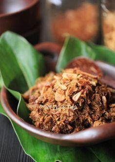 Empal Suwir Daging Sapi