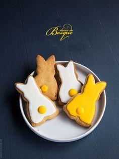 Bolachas Páscoa • Easter Cookies   Doces do Bosque