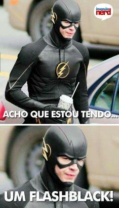 Memes groseros em portugues Ideas for 2019 Dc Memes, Funny Memes, Marvel Dc Comics, The Flash, Best Memes, Supergirl, Nerd, Georgia, Diva Nails