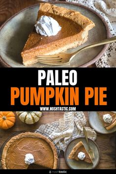 Four Kitchen Decorating Suggestions Which Can Be Cheap And Simple To Carry Out Best Ever Paleo Pumpkin Pie, We Love This Healthy Recipe For Paleo Dessert Easy Gluten Free Desserts, Gluten Free Cookie Recipes, Gluten Free Dinner, Primal Recipes, Healthy Recipes, Baking Recipes, Yummy Recipes, Yummy Food, Paleo Pumpkin Pie