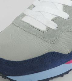 Saucony Brings Back the DXN Trainer