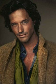 Natalio Simionato, Argentinian model, now chef, of Italian parentage.