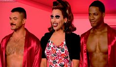 """Shade, shade, SHADE, and clown realness; sh*t, you must be talking about THE Bianca Del Rio. From the bars and clubs of New York and New Orleans to the catwalks of """"RuPaul's Drag Race"""" Season 6, one of the fiercest drag queensin the world is serving up GIFs like they were fashion cr..."""