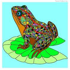 Zentangle, Mandala, Animals, Animales, Animaux, Zentangles, Zen Tangles, Mandalas, Coloring Pages Mandala