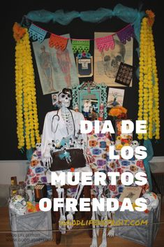 We attended the Dia de Los Muertos Ofrendas art exhibit at the Detroit Institute of Arts in downtown Detroit, Michigan. This was our first visit to the Ofrendas: Celebrating el Día de Muertos and it won't be our last! | Detroit | Michigan | Day of the Dead | Mexican art | Mexican family celebrations Detroit Art, Detroit Michigan, The Eighth Day, Museum Of Contemporary Art, Mexican Art, Family Activities, Home Art, This Is Us, Life Is Good
