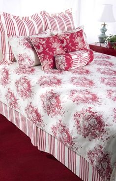 (Click to order - $392.27) Rizzy Home BT-770Q Roselyn 9-Piece Comforter Set, Queen From Rizzy Home