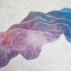 tracie cheng: abstract acrylic, oil, wood, monoprints, mixed media, experimental | illustration | Pinterest